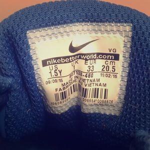 Nike Kids BSBL cleats